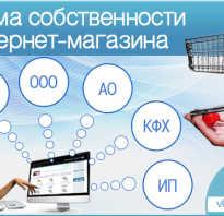 Как зарегистрироваться в интернет магазине