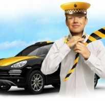 Работа на своей машине в такси