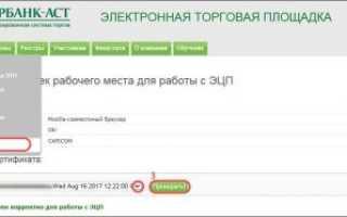 Аккредитация на электронных торговых площадках сбербанк аст
