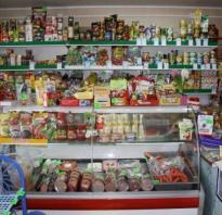 Сколько стоит открыть маленький магазин