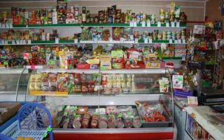 Как открыть свой продуктовый магазин с нуля