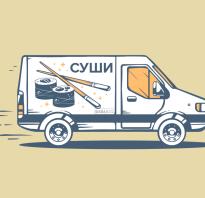 Что нужно для открытия суши доставки