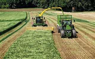 Инвестор в сельское хозяйство
