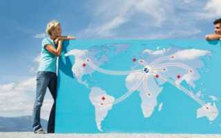 Где легко найти работу за границей