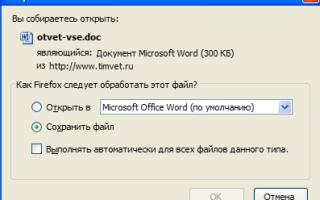 Загрузить файл в интернет