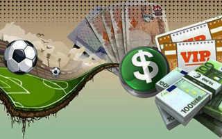 Заработок в интернете на ставках на спорт