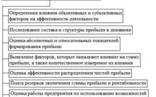 Анализ и оценка эффективности предприятия