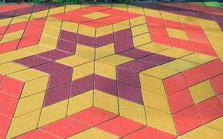Бизнес идея производство тротуарной плитки