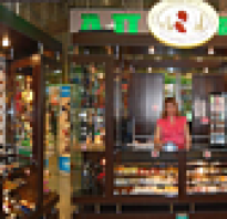 Франшиза табачного магазина