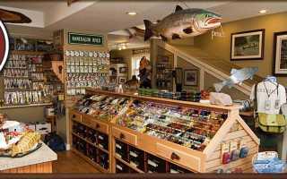 Франшиза рыболовного магазина купить