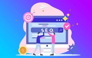 Продвижение сайта с помощью seo оптимизации