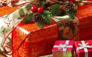 Учет новогодних подарков сотрудникам