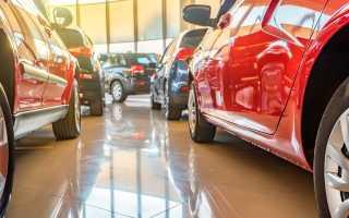 Как открыть автосалон с нуля бизнес план