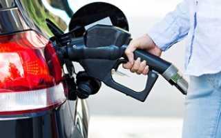 Расходы на бензин в налоговом учете