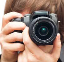 В чем заключается работа фотографа