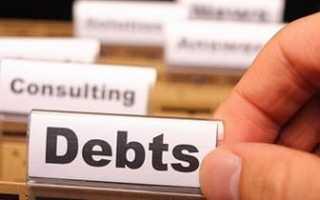 Счета дебиторской задолженности в балансе банка