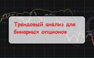 Трендовый метод анализа