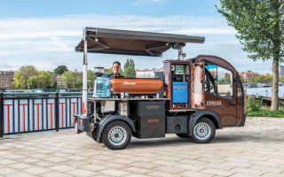Кофейня на колесах бизнес план