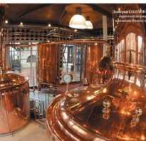 Бизнес план пивоваренного завода