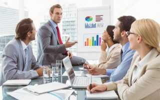 Определить относительное положение предприятия на рынке