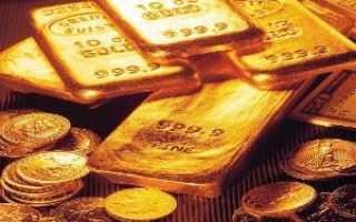 Роль рынка золота